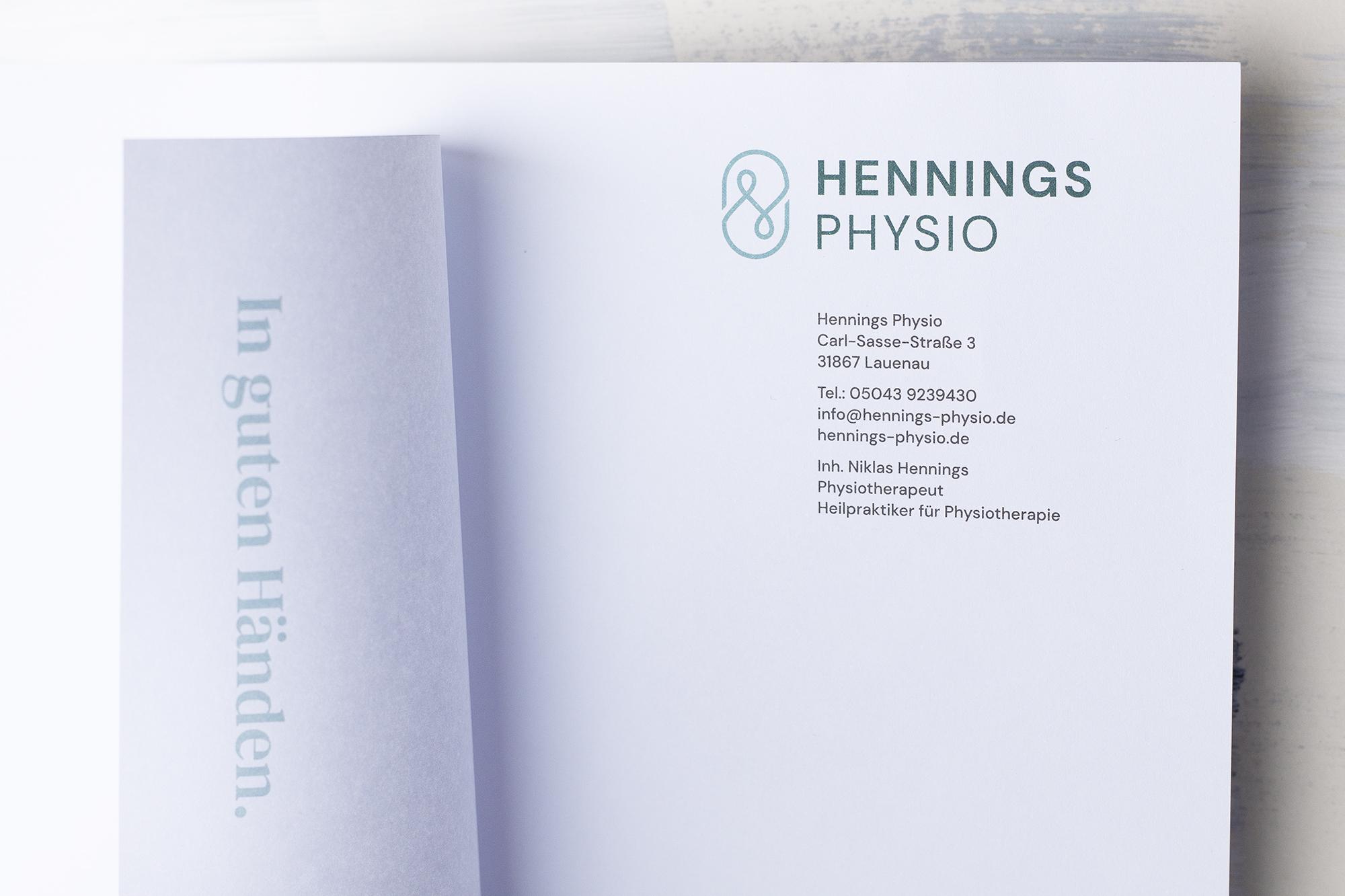 Hennings-Physio-Briefpapier-Studio-Fondo